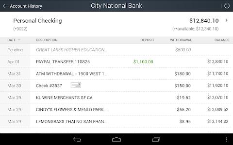 City National Bank of Florida screenshot 6