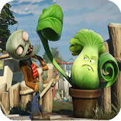 Plants beat Zombies:Free
