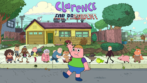 Clarence for President 1.0.13-google Screenshots 1