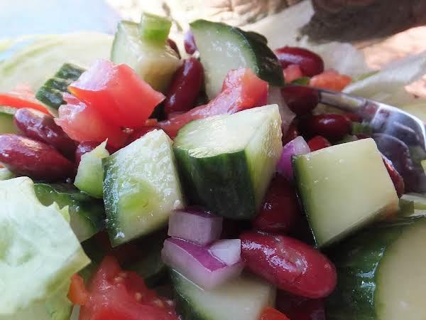 Ethiopian Bean Salad Recipe