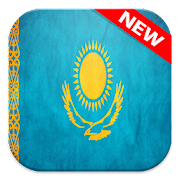 Kazakhstan Flag Wallpapers