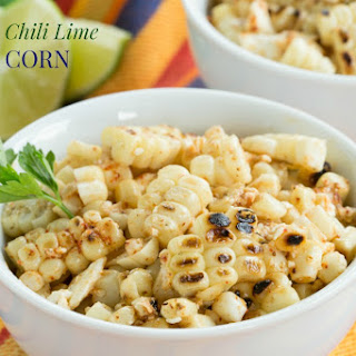 Chili Lime Corn Recipe