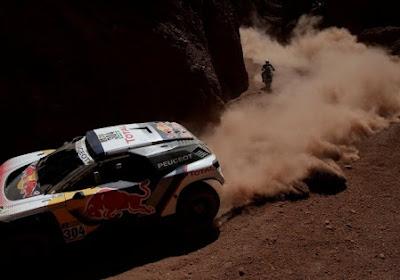 Sainz verliest veel tijd door technische problemen, Dakar-rally voor auto's ligt weer helemaal open