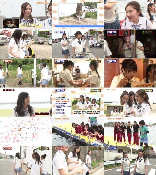 (Web)(720p) SKE48 GAKUEN 学園 ep95 170804