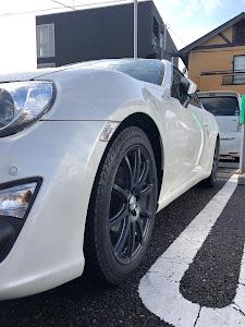 86  H24年式 GT マニュアルのタイヤのカスタム事例画像 きくちさんの2018年12月02日21:23の投稿