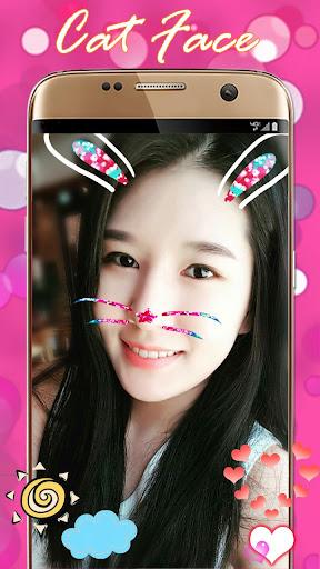 Cat Face Camera Editor 6.1 screenshots 7