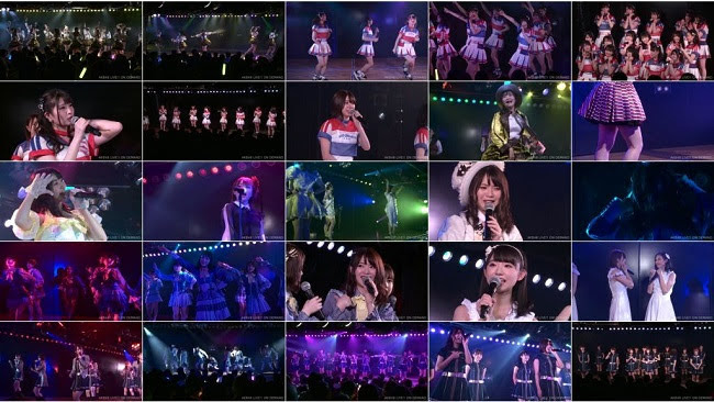 190313 (720p) AKB48 村山チーム4「手をつなぎながら」公演