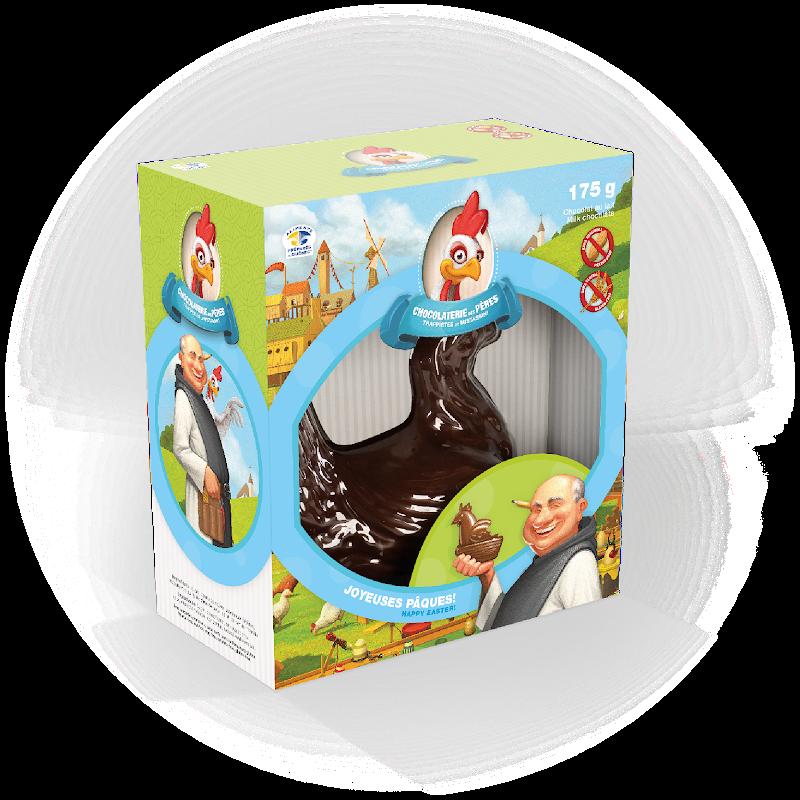 Chocolat Poule duchesse