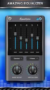 Bass Equalizer IPod Music - náhled