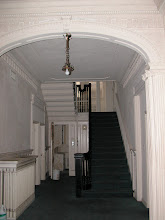 Photo: September 2003 - Month 1: First photos of the interior. 1st Floor Hallway.