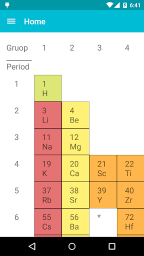 Periodic table apk download apkpure periodic table screenshot 1 urtaz