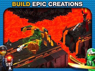 The LEGO ® Movie Video Game screenshot 14