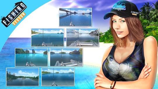 Fishing Season : River To Ocean MOD (Free Shopping) 5