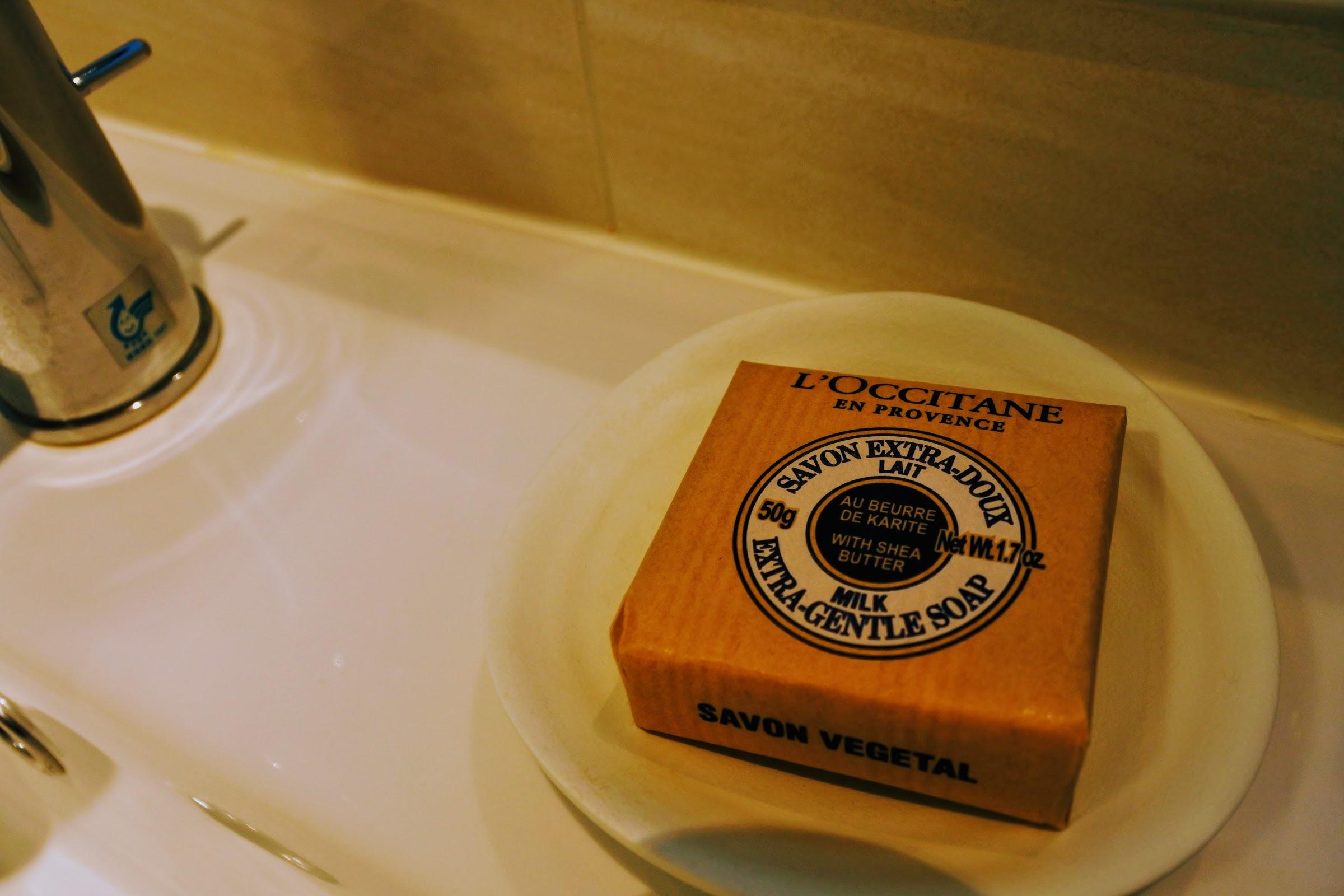 L'occitane products!