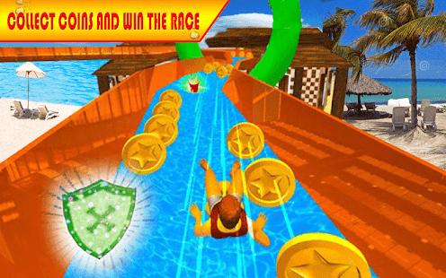 Water Slide: Sliding Adventure Games 3D - náhled