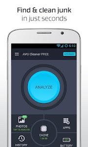 AVG Cleaner - Phone Clean-Up v3.0.1.1