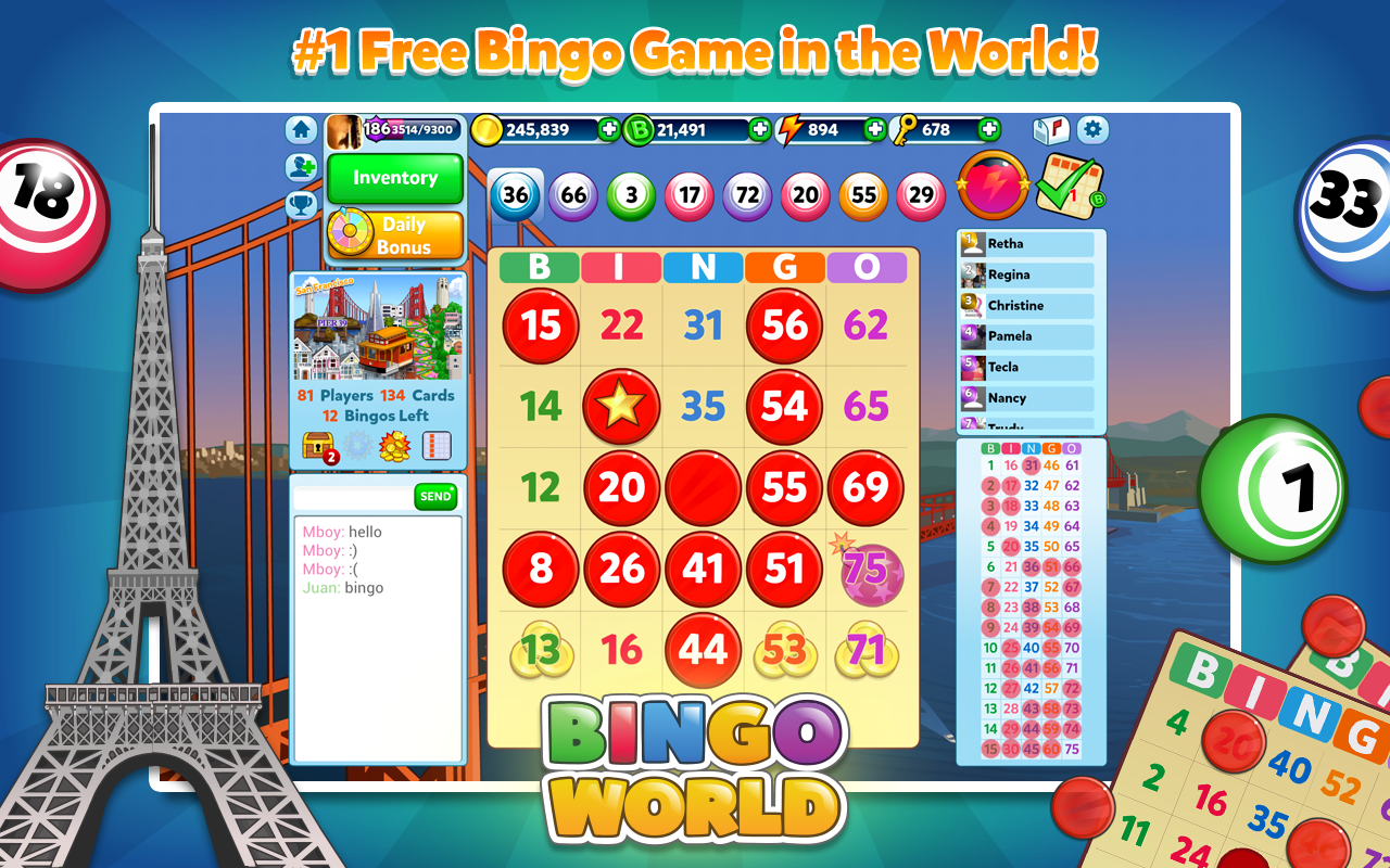 Secret Bingo - Read our Review of this Bingo Casino Game