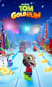 Talking Tom Gold Run 6