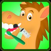 horse dentist games