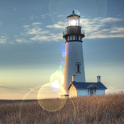 Animated LightHouse Live Wall icon