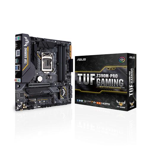 Bo mạch chính/ Mainboard Asus Tuf Z390M-Pro Gaming
