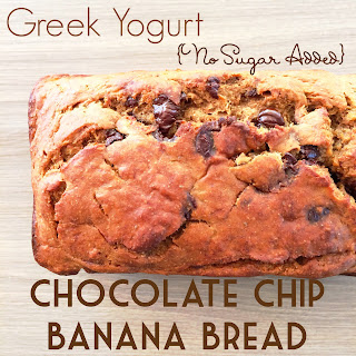 No Sugar Yogurt Banana Bread Recipes.