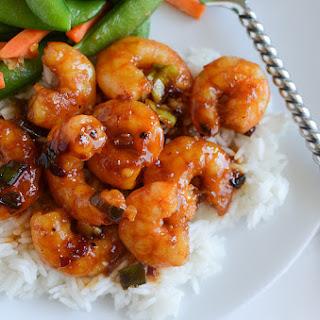 Spicy Orange Shrimp #Recipe