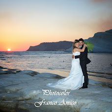 Wedding photographer franco amico (amico). Photo of 15.09.2014