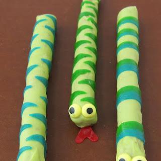 Pretzel Pop Snakes
