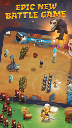 Battle Legion apktram screenshots 1