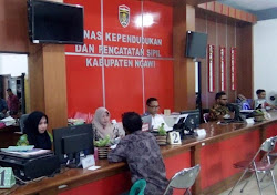 Dinas Dukcapil Kabupaten Ngawi Jatim