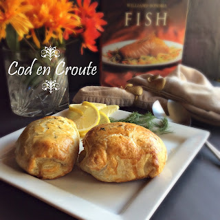 Cod en Croute.
