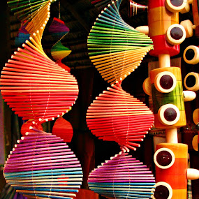 Colors Alive, From the Streets of India by Nitish Khureja - City,  Street & Park  Markets & Shops ( lively, handicraft, colors, surajkund, india, fair )