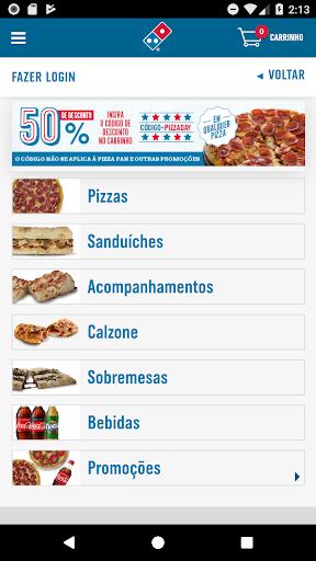 Domino's Pizza Brasil screenshot 3