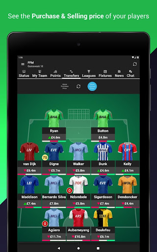 Fantasy Football Manager for Premier League (FPL) 8.4.1 screenshots 9