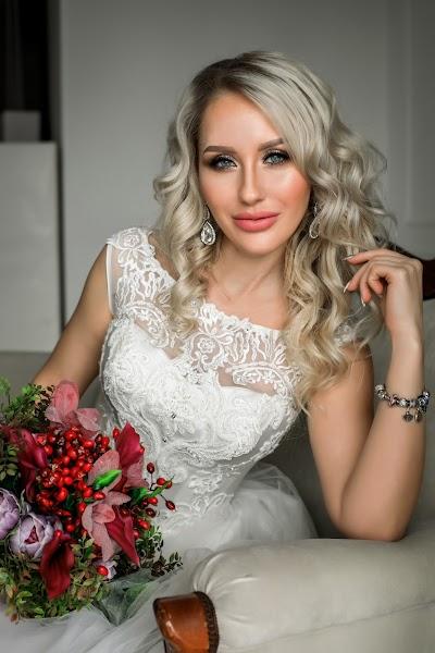 Bryllupsfotograf Veronika Aleksandrova (Aleksandrova74). Bilde av 07.10.2018