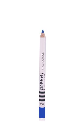 Delineador Pretty Ojos Electric Blue 106 (8031106) Del Pretty Ojos Electric Blue 106 (8031106)