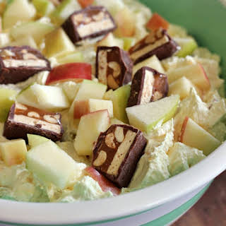 Snickers Apple Salad.
