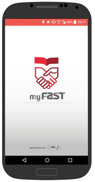 MyFAST- screenshot