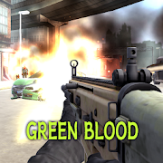 Dead Zombie Battle (Green Blood Version)