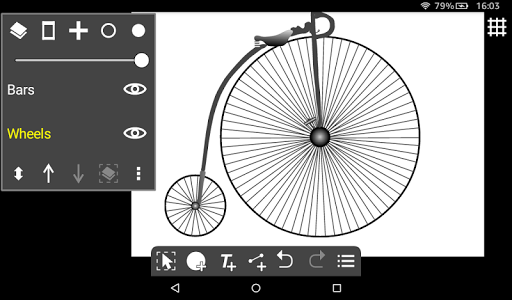 Ivy Draw: Vector Drawing 1.34 (2) Screenshots 14