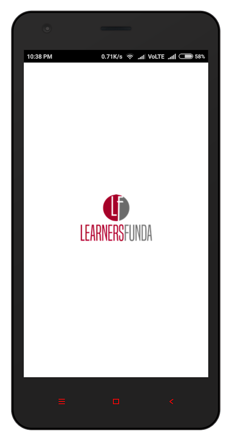 Learners Funda- screenshot