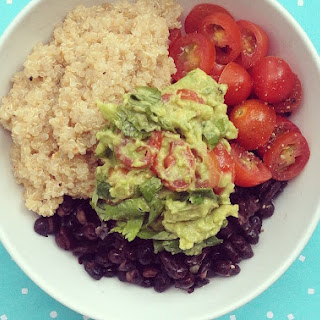 Quick and Easy Mexican Bowl