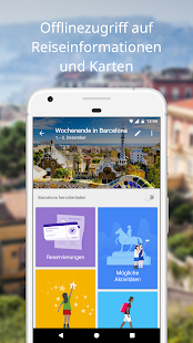 Google Trips – Reiseplaner Screenshot