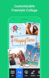 Photo Editor & Collage Maker - Photo Grid Lite Screenshot