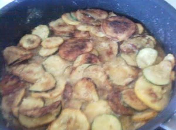 Mama's Fried Yellow Squash{country Style} Recipe