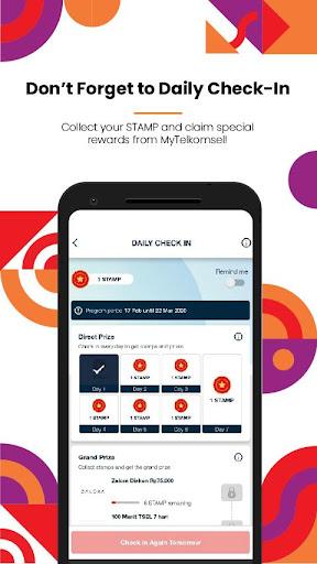 MyTelkomsel u2013 Check & Buy Packages, Redeem POIN 5.5.0 Screenshots 8