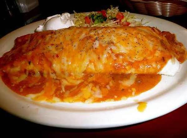 Smoothered Burritos