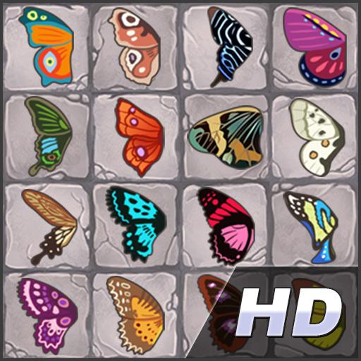 Butterfly Kyodai Mahjong