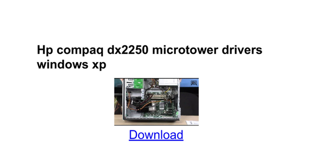 Dx2250 windows 7 drivers sevenprime.